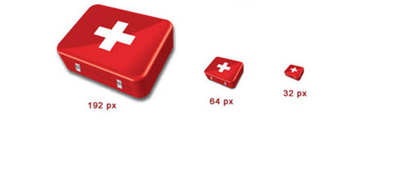Create a Stylized First Aid Icon Adobe Illustrator tutorial