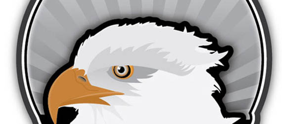 How to Create an Eagle Head Sticker Adobe Illustrator tutorial