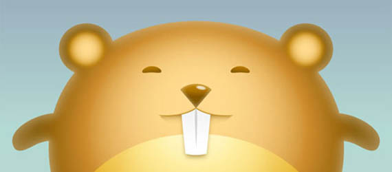 Design a Cute Hamster Avatar Adobe Illustrator tutorial