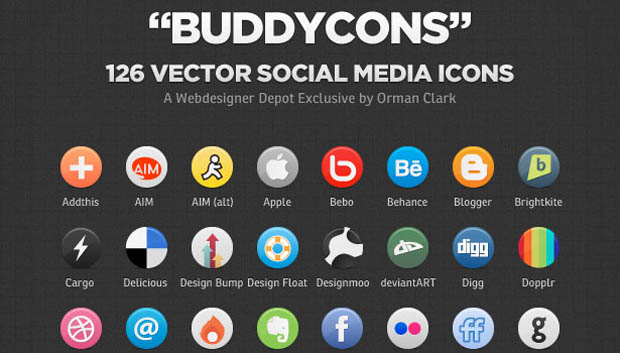 rounded icon