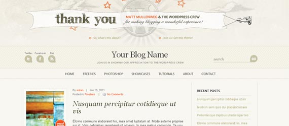 Best Free Two Column WordPress Themes