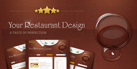5 psd web templates for restaurant cafe psd template psd il paradiso pizza pasta restaurant psd layout toneelgroepblik Images