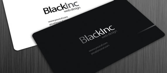 Free Business Card Design PSD Templates