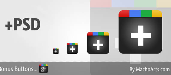 30 Free Google Plus Icon Sets For Download