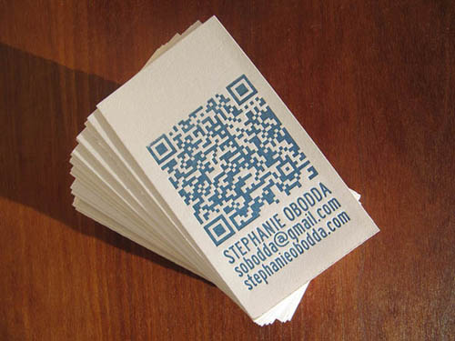 Letterpress-Business-Cards-with-QR-Code_4