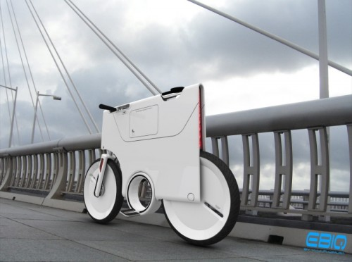 Electric Bike Concept-1