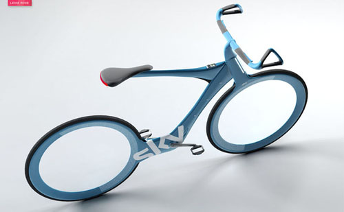 Chris Boardman's Future Bike-1