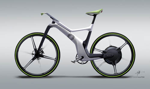 smart ebike by Hussein Al-Attar-1