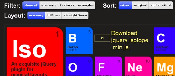 30 Best jQuery Plugins For Layouts