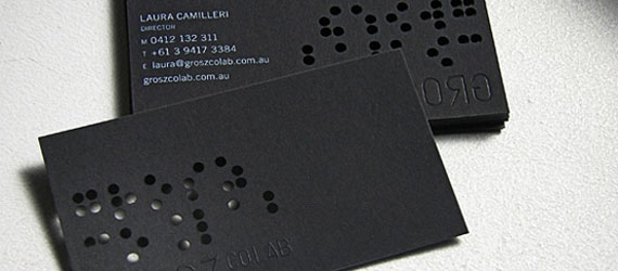 Collection Of Best Business Card Design 2011