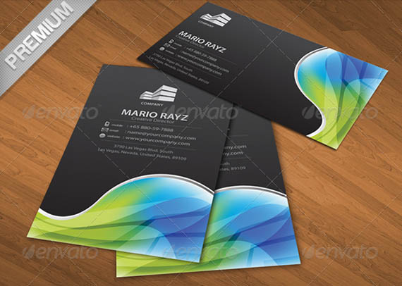 Global Universe Corporate Business Card_26