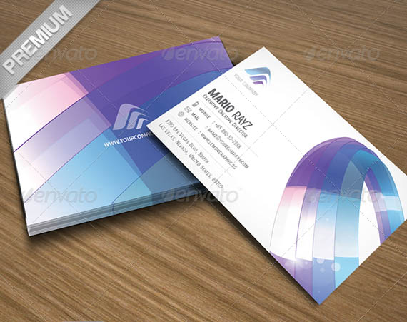Inspirational Creative Business Card_45