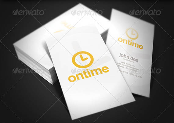 Ontime Business Card_31