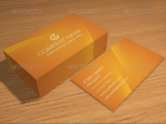 Sleek n Smooth Business Cards_42