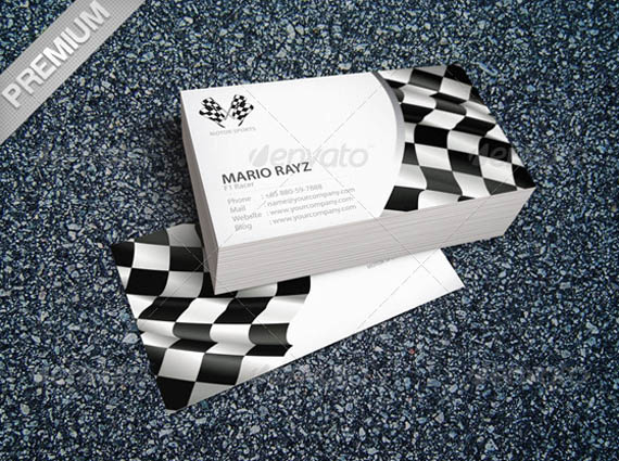 Street Racer Business Card_8