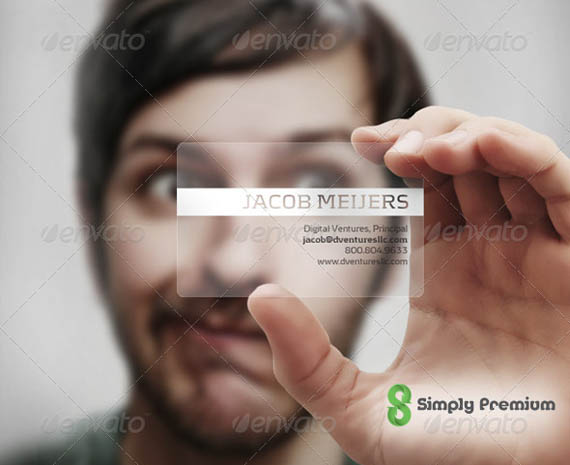 Translucent Plastic Business Card_17