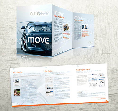 best brochure design