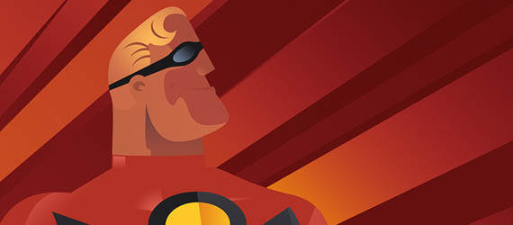 Mr. Incredible wallpaper