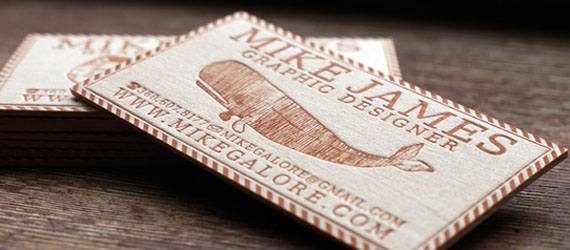 Business Card Design : 100 Best Examples