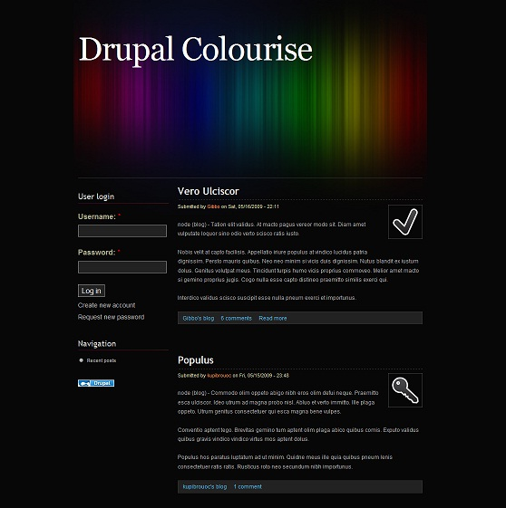 drupal dating theme More than 15,000 website templates available choose your theme and build a professional looking site today.
