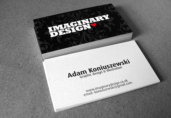 20 awesome graphic designer business cards