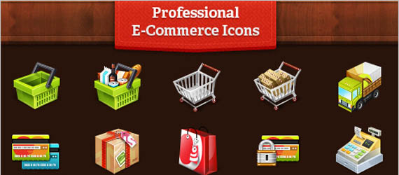 professional-ecommerce-icons