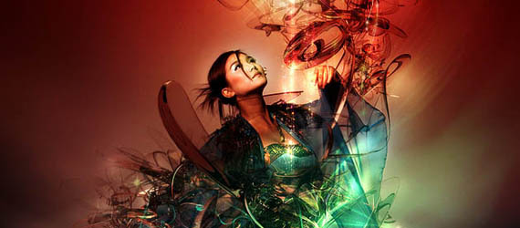 30 Stunning Colorful Photo Manipulation Arts