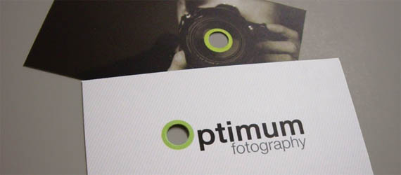 10 Cool Photography Business Cards