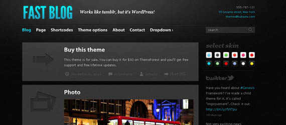 10 Awesome Tumblr-like WordPress Themes