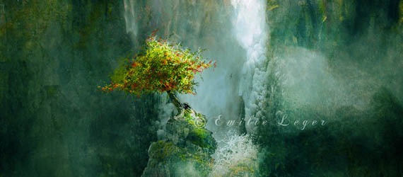 40 Beautiful Examples Of Landscape Photo Manipulation