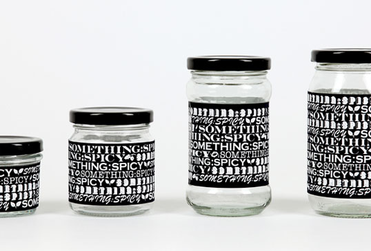 typography packaging design