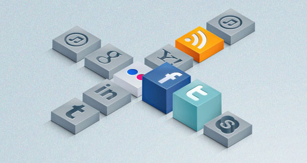 3-D-isometric-social-icons-set-01-10