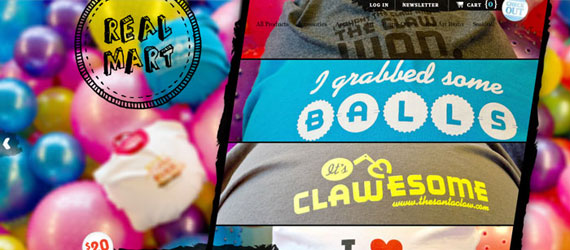 17 Best Online Store Website Designs