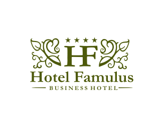 10 brilliant hotel logo designs inspiration logo for Hotel logo design