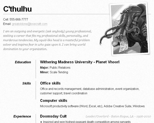 html_resume_38