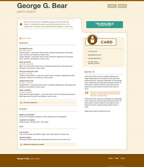 peachGrid resume_22