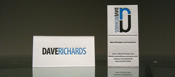 15 High-Impact Business Cards For Photographers