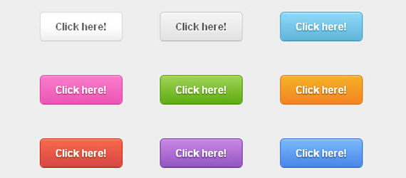 10 Fresh Cool CSS3 Button Design Tutorials & Frameworks 2011