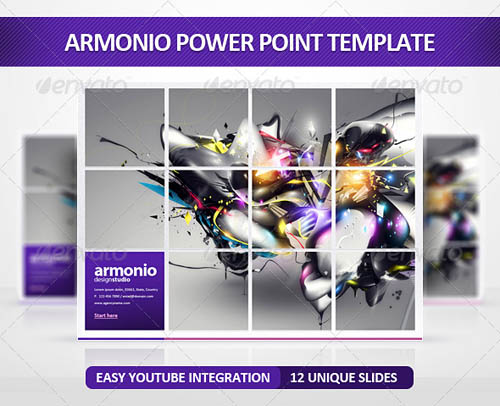 Armonio Power Point Presentation_20