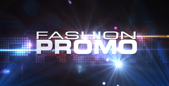 Fashion Promo - After Effects Project (Videohive) HD 1280x720 After Effects