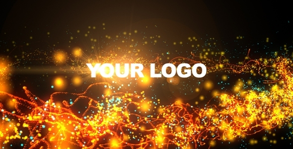Logo Strings & Particles Animation_19