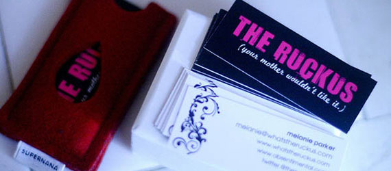 10 Cool Mini Business Cards