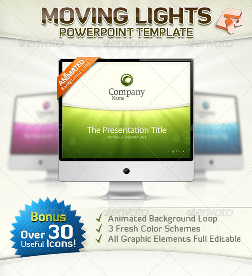 30 best powerpoint templates template idesignow orange gray powerpoint template toneelgroepblik