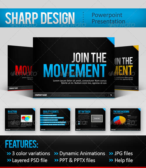 SharpDesign Powerpoint Template_3