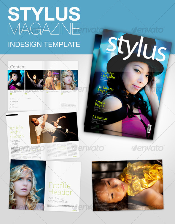 25 photoshop indesign magazine cover templates psd idesignow. Black Bedroom Furniture Sets. Home Design Ideas