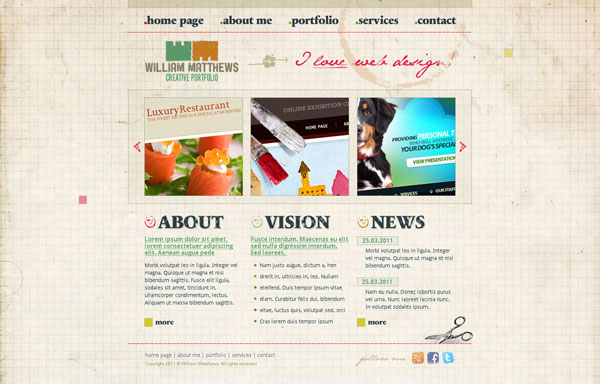 free_html_template_4