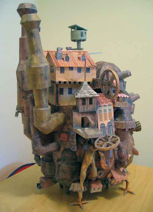 howl_moving_castle_papercraft_6