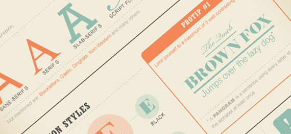 6 Useful Infographics To Improve Your Typography Skills