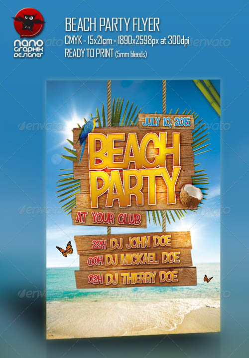 Beach Party Flyer_10