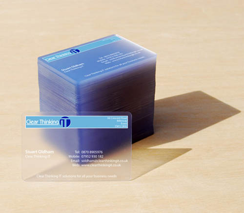 Cool Plastic Business Card_16